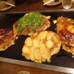 Okonomiyaki (お好み焼き) : l'omelette-crêpe japonaise
