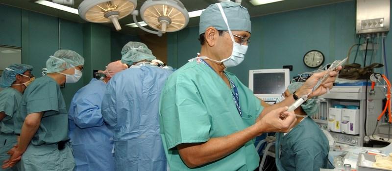 un chirurgien isha au Japon