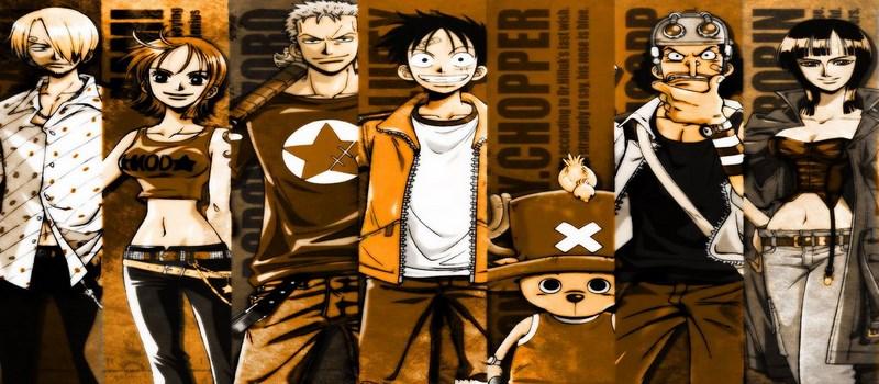 Le manga One Piece est le parfait exemple pour décrire ce que sont des nakama.