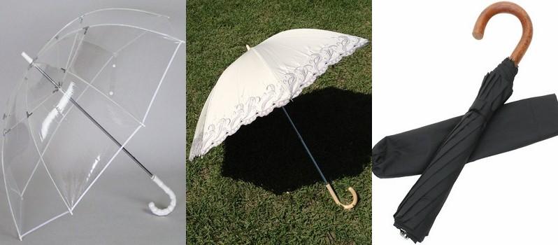 Saurez vous nommez chacun de ces parapluies ? :D