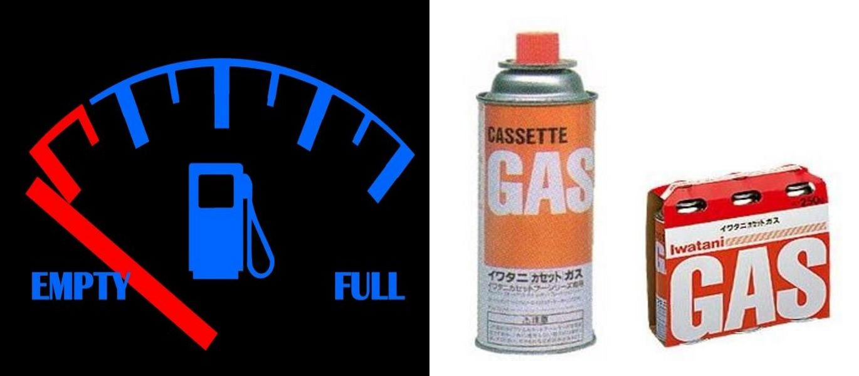 Une panne de gaz ? J'ai ce qu'il vous faut ! :D